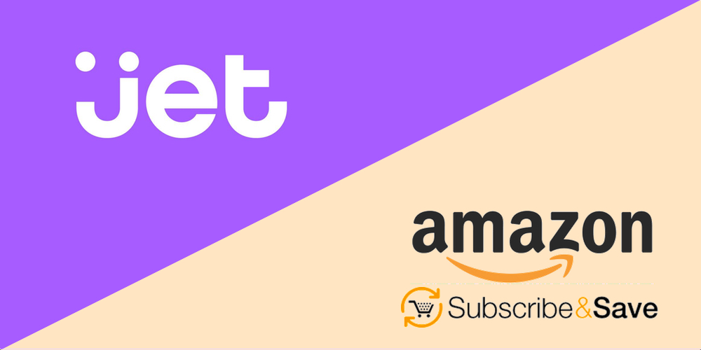 Jet vs Amazon Subscribe & Save